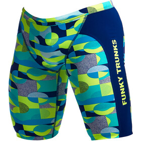 Funky Trunks Training Jammers Men sand storm